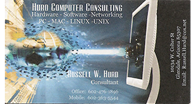 Hurd Computer Consulting Service, LLC